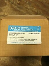 DACO GMK200TV 82-92 GM Chevy G VAN Steering Column Repair Kit same as 7848006
