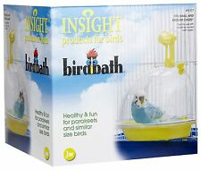 JW Pet Insight Inside the Cage Bird Bath Direct from Manufacture Free shipping