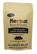 Graine Noire (avec Propolis) pour Allergies & Système Immunitaire