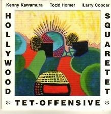 (CP185) Hollywood Squaretet, Tet-Offensive - 2005 DJ CD