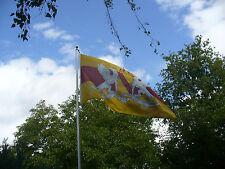 GROßHERZOGTUM BADEN GHZ Fahne Flagge 90 x 150 cm badische Hissflagge