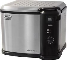 Masterbuilt Butterball Indoor Electric Turkey Fryer - Up to 14 Lb