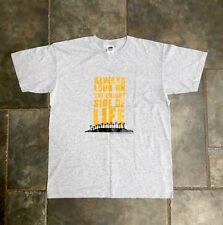 Vintage Monty Python T Shirt 'Always Look On The Bright Side Of Life' Size M