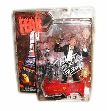 FREDDY KRUEGER CINEMA OF FEAR HAND SIGNED NIGHTMARE ON ELM STREET ACTION FIGURE