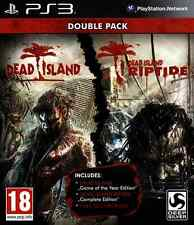Dead island Double Pack ~ PS3 (in Great Condition)