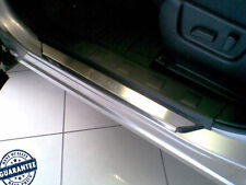 Nissan X-TRAIL T31 2007-13 Stainless Steel Door Sill Guard Cover Scuff Protector
