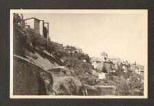 AUBENAS (07) VILLAS , CHATEAU & DOME SAINT-BENOIT en 1952