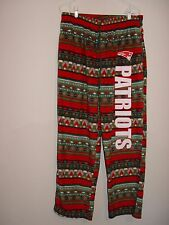 2016 New England Patriots Ugly Sweater Mens Pants Rare Limited Edition Large