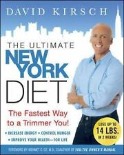 The Ultimate New York Diet by Kirsch,David