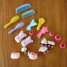 My Little Pony G1 Comb Brush Accessory Lot Skates Slippers Shoes MLP