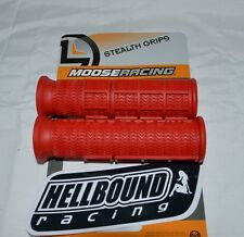 MOOSE RACING STEALTH GRIP ATV THUMB THROTTLE RED Yamaha Banshee 350 Blaster 200