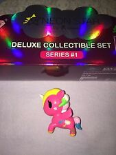 Tokidoki Unicorno Neon Star COMET Deluxe Set Series #1 loose **NEW**