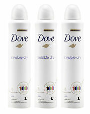 3Dove Invisible Dry Antiperspirant Anti-Transpirant Deodorant Spray 48 Hr 250 Ml