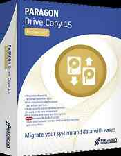 Paragon Drive Copy Professional, HDD SSD Hardware migration, Virtual Clone PC