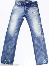 BRAND NEW DIESEL SAFADO 0886P JEANS 28X32 886P SLIM-STRAIGHT FIT