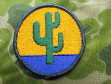 PATCH 103 rd INFANTRY DIVISION US PERIODE VIETNAM