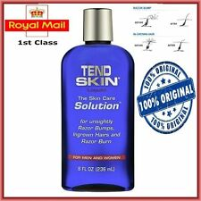 TEND Skin Solution 8oz, 236ml Bottle For Razor Bumps, Burns & Ingrown Hairs