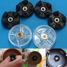 2 Plastic Gear Base + 4 Rubber Gear Spare Parts Replacement for Magic Bullet