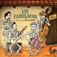 Los Fabulocos - Dos [New CD]