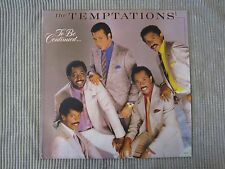 THE TEMPTATIONS ~ ...TO BE CONTINUED  VINYL RECORD LP / 1986 MOTOWN SOUND