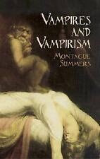 Dover Occult: Vampires and Vampirism by Montague Summers (2005, Paperback,...