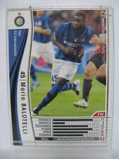 WCCF 07-08 269 Mario BALOTELLI Inter Manchester City Italy Rookie card