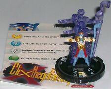 THE ATOM(Indigo Tribe) #006 #6 Blackest Night DC HeroClix