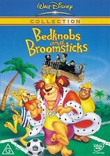 Bedknobs And Broomsticks (Disney) * NEW DVD * animation