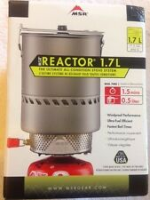 MSR Reactor Stove System - 1.7 Liter - New In Box