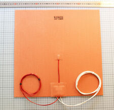 40X40CM 1200W 220V Huge Mega 3D Printer Heatbed Build Plate Silicone Heater Pad