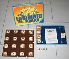 IL LABIRINTO MAGICO – Ed Ravensburger 1 ed 1986 OTTIMO Labyrinth