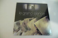 LE GRAND SILENCE CD OST PROMO POCHETTE CARTONNEE.FILM DE PHILIP GRONING.