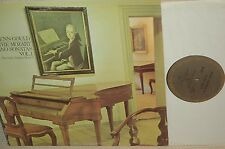 GLENN GOULD *MOZART*piano sonatas vol1*COLUMBIA USA MS 7097
