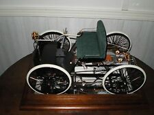 Franklin Mint 1896 Ford QUADRICYCLE  1:6 Scale DieCast  With paperwork & Box!
