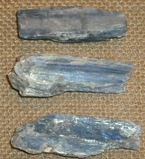 Cianita Azul Cristal Irregular Natural Hoja 20-30 mm x20
