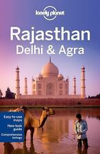 Lonely Planet Rajasthan, Delhi & Agra (Travel Guide) by Lonely Planet, Brown, L