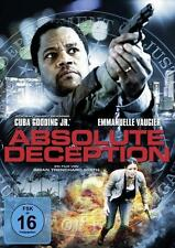 Absolute Deception (2014) - Cuba Gooding jr. - Emanuelle Vaughier - DVD Film
