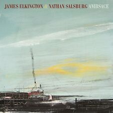 JAMES & SALSBURG,NATHAN ELKINGTON - AMBSACE  VINYL LP + DOWNLOAD NEU