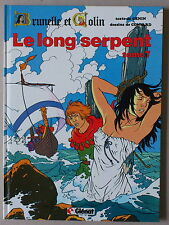 CONVARD ***  BRUNELLE ET COLIN 7 . LE LONG SERPENT   **   EO  1988 NEUF!
