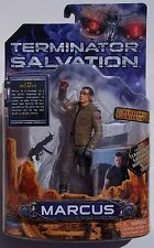 TERMINATOR SALVATION MARCUS ACTION FIGURE 6 INCHES. SEE NOTE IN LISTING. 2008