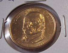 JOHN QUINCY ADAMS 6TH PRESIDENT ONE US DOLLAR COIN
