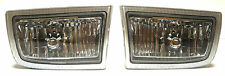 Toyota Land Cruiser Prado 00-02  front bumper fog-lights pair right+left (RH+LH)