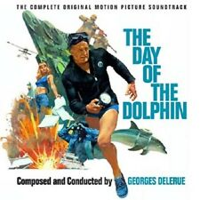 The Day Of The Dolphin - Complete Score - Limited 1500 - OOP - Georges Delerue
