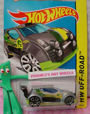 Case D 2015 Hot Wheels FAST 4WD #76 US∞Gray-Silver/Green; 68; Trap5∞Off-Road~