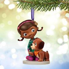 Disney Store DOC MCSTUFFINS & FINDO Carnet à dessin Décoration Sapin De Noël