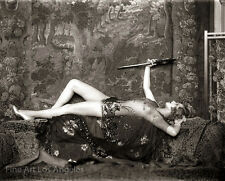 Alfred Cheney Johnston Photo, Ziegfeld Girl Hazel Forbes, 1920s