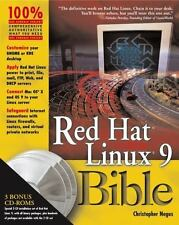 Red Hat Linux 9 Bible Negus, Christopher Paperback