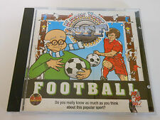 Know Your Stuff - Football - CD-ROM - 1996