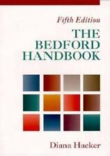 Bedford Handbook for Writers by Hacker, Diana