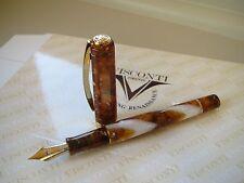 Visconti Opera Master Gold Point No. 1 LE fountain pen 18ct gold Fine nib MIB